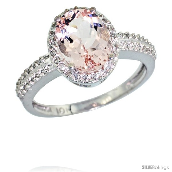 https://www.silverblings.com/31342-thickbox_default/14k-white-gold-diamond-morganite-ring-oval-stone-9x7-mm-1-76-ct-1-2-in-wide.jpg
