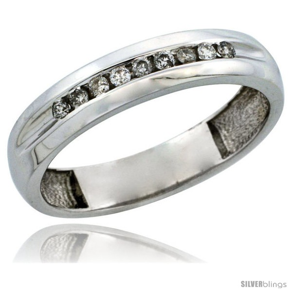 https://www.silverblings.com/31374-thickbox_default/10k-white-gold-mens-diamond-ring-band-w-0-16-carat-brilliant-cut-diamonds-3-16-in-5mm-wide.jpg