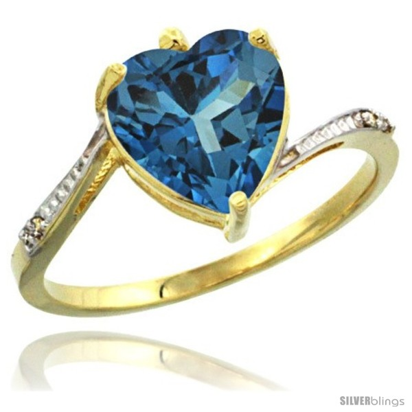 https://www.silverblings.com/31471-thickbox_default/14k-yellow-gold-ladies-natural-london-blue-topaz-ring-heart-shape-9x9-stone-diamond-accent.jpg