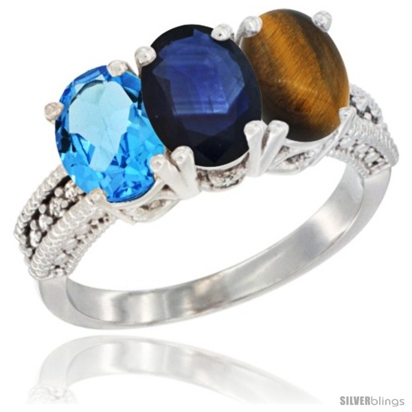 https://www.silverblings.com/31605-thickbox_default/14k-white-gold-natural-swiss-blue-topaz-blue-sapphire-tiger-eye-ring-3-stone-7x5-mm-oval-diamond-accent.jpg