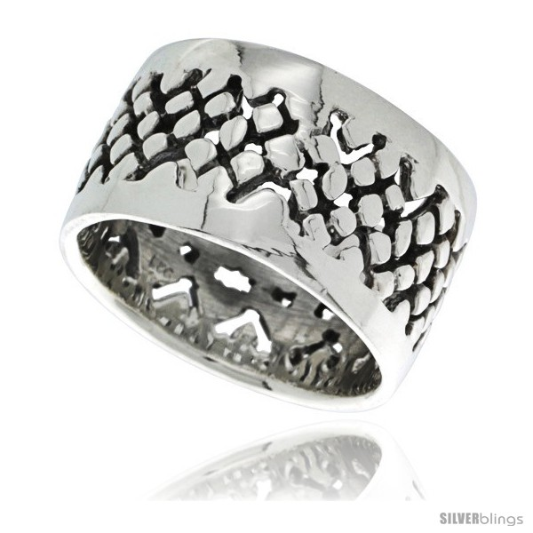https://www.silverblings.com/31710-thickbox_default/sterling-silver-nugget-cut-out-wedding-band-ring-1-2-in-wide.jpg