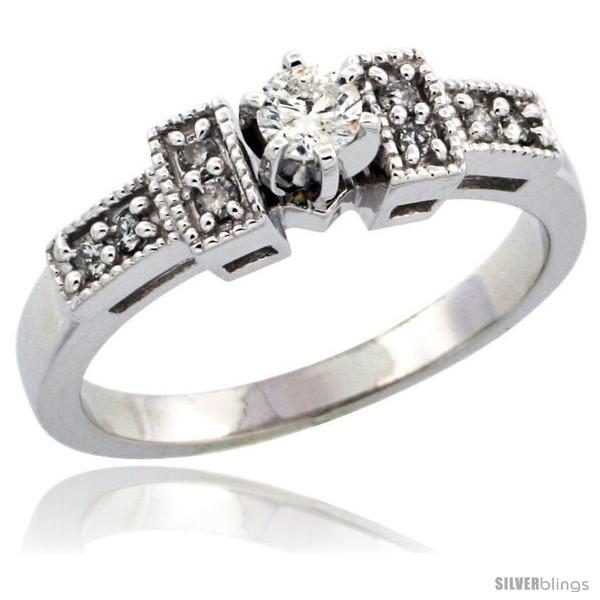 https://www.silverblings.com/31738-thickbox_default/10k-white-gold-diamond-engagement-ring-w-0-27-carat-brilliant-cut-diamonds-1-8-in-3mm-wide.jpg