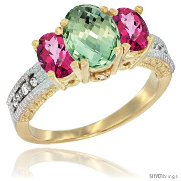 https://www.silverblings.com/31915-thickbox_default/14k-yellow-gold-ladies-oval-natural-green-amethyst-3-stone-ring-pink-topaz-sides-diamond-accent.jpg