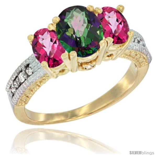 https://www.silverblings.com/32155-thickbox_default/14k-yellow-gold-ladies-oval-natural-mystic-topaz-3-stone-ring-pink-topaz-sides-diamond-accent.jpg