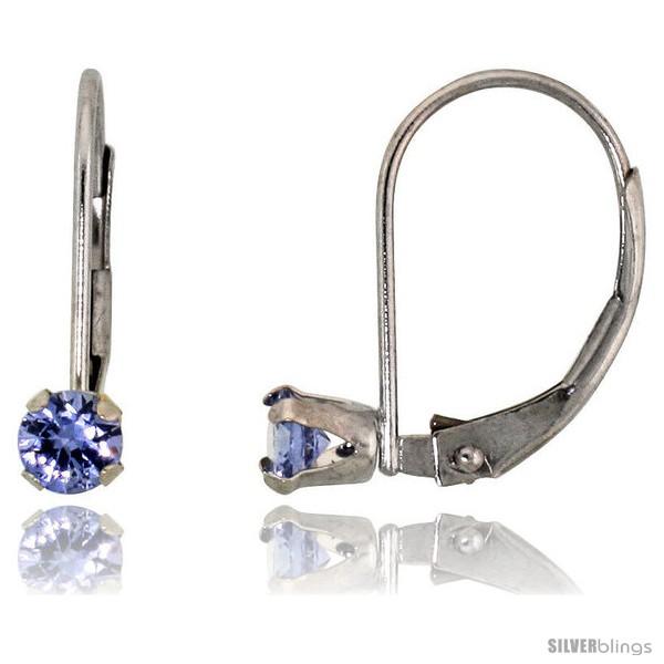 https://www.silverblings.com/32359-thickbox_default/10k-white-gold-natural-blue-topaz-leverback-earrings-3mm-brilliant-cut-december-birthstone-9-16-in-tall.jpg