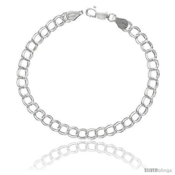 https://www.silverblings.com/32495-thickbox_default/sterling-silver-italian-double-curb-charm-bracelet-5-3mm-nickel-free-7-8-in.jpg