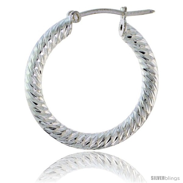 https://www.silverblings.com/32930-thickbox_default/1-25-mm-sterling-silver-3mm-tube-spiral-design-diamond-cut-hoop-earrings.jpg
