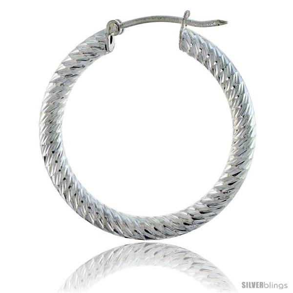 https://www.silverblings.com/32944-thickbox_default/1-1-16-27-mm-sterling-silver-3mm-tube-spiral-design-diamond-cut-hoop-earrings.jpg