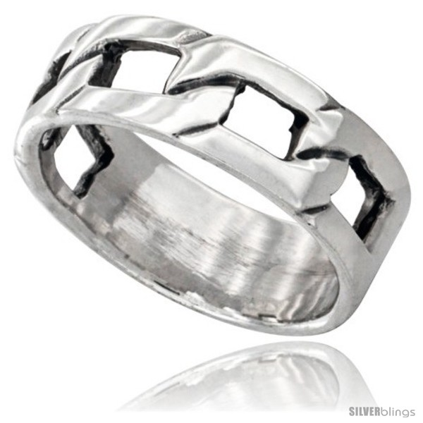https://www.silverblings.com/33141-thickbox_default/sterling-silver-chain-link-wedding-band-ring-1-2-in-wide.jpg
