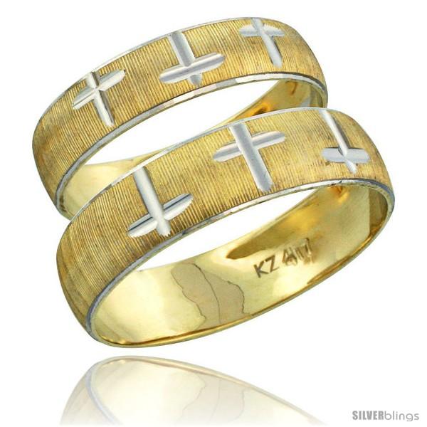 https://www.silverblings.com/33247-thickbox_default/10k-gold-2-piece-wedding-band-ring-set-him-her-5-5mm-4-5mm-diamond-cut-pattern-rhodium-accent-style-10y508w2.jpg