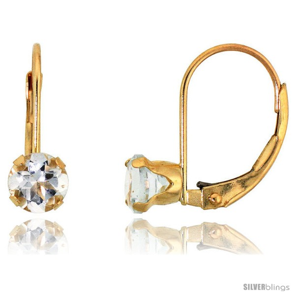 https://www.silverblings.com/34116-thickbox_default/10k-yellow-gold-natural-aquamarine-leverback-earrings-5mm-brilliant-cut-march-birthstone-9-16-in-tall.jpg
