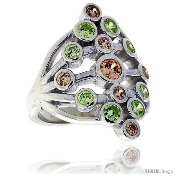 https://www.silverblings.com/3419-thickbox_default/highest-quality-sterling-silver-1-1-8-in-28-mm-wide-ladies-diamond-shaped-right-hand-ring-bezel-set-brilliant-cut-peridot.jpg