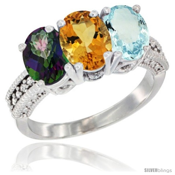 https://www.silverblings.com/3439-thickbox_default/10k-white-gold-natural-mystic-topaz-citrine-aquamarine-ring-3-stone-oval-7x5-mm-diamond-accent.jpg