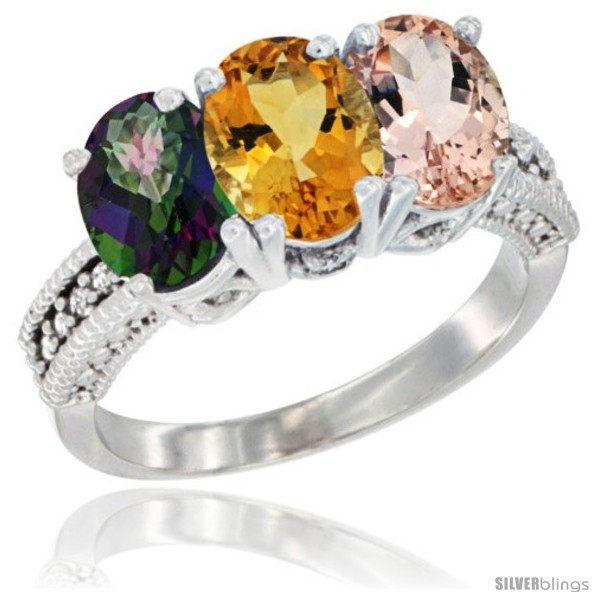 https://www.silverblings.com/3441-thickbox_default/10k-white-gold-natural-mystic-topaz-citrine-morganite-ring-3-stone-oval-7x5-mm-diamond-accent.jpg