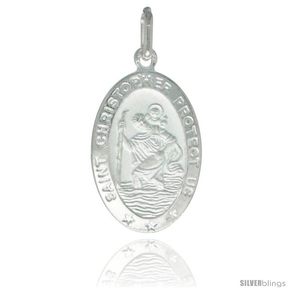 https://www.silverblings.com/35466-thickbox_default/sterling-silver-saint-christopher-medal-7-8-x-1-2-in-oval-made-in-italy-free-24-in-surgical-steel-chain.jpg