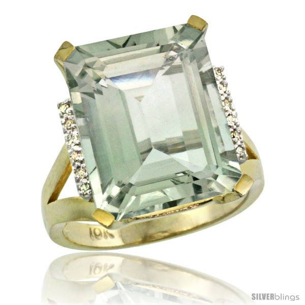 https://www.silverblings.com/3607-thickbox_default/10k-yellow-gold-diamond-green-amethyst-ring-12-ct-emerald-cut-16x12-stone-3-4-in-wide.jpg