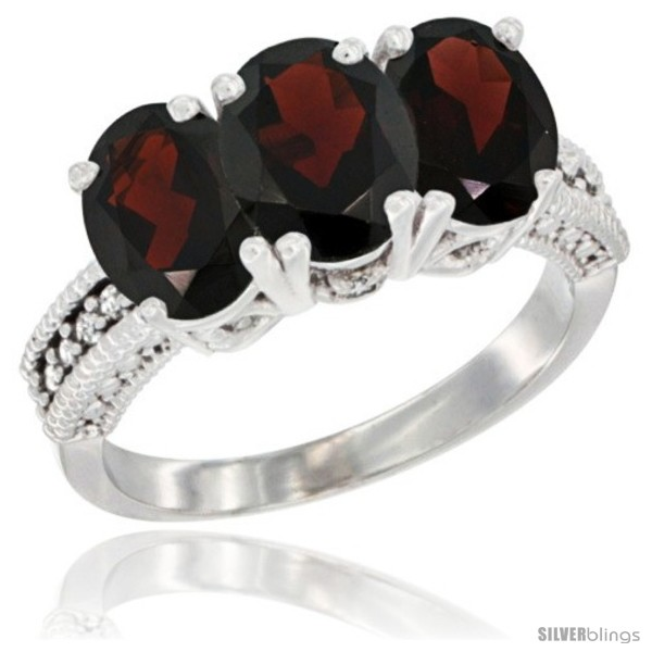 https://www.silverblings.com/3645-thickbox_default/14k-white-gold-natural-garnet-ring-3-stone-7x5-mm-oval-diamond-accent.jpg