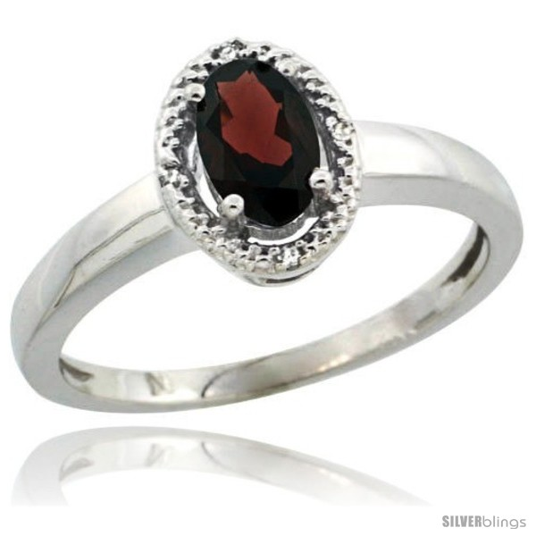 https://www.silverblings.com/3666-thickbox_default/14k-white-gold-diamond-halo-garnet-ring-0-75-carat-oval-shape-6x4-mm-3-8-in-9mm-wide.jpg