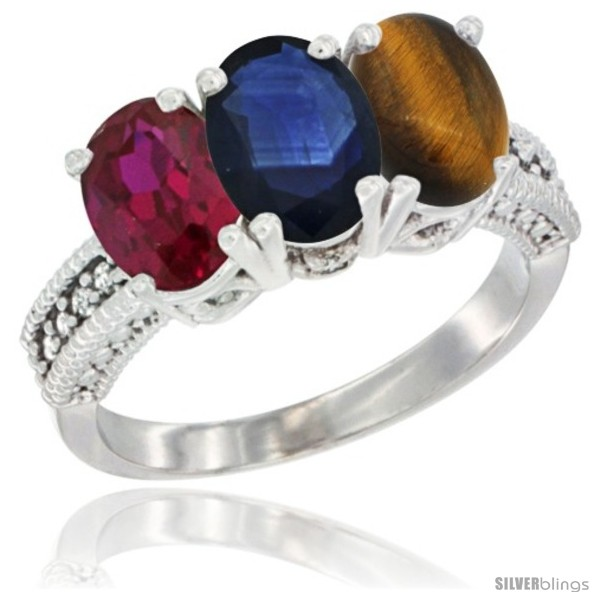 https://www.silverblings.com/3693-thickbox_default/10k-white-gold-natural-ruby-blue-sapphire-tiger-eye-ring-3-stone-oval-7x5-mm-diamond-accent.jpg