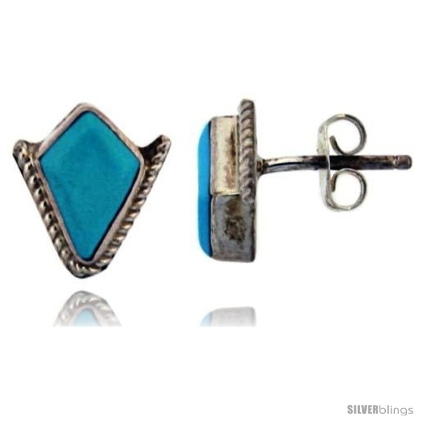 https://www.silverblings.com/38109-thickbox_default/sterling-silver-handcrafted-blue-turquoise-diamond-shaped-stud-earrings-genuine-zuni-tribe-american-indian-jewelry-3-8-in.jpg
