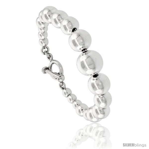 https://www.silverblings.com/38186-thickbox_default/sterling-silver-polished-graduated-ball-bead-bracelet-toggle-clasp-7-3-4-in.jpg