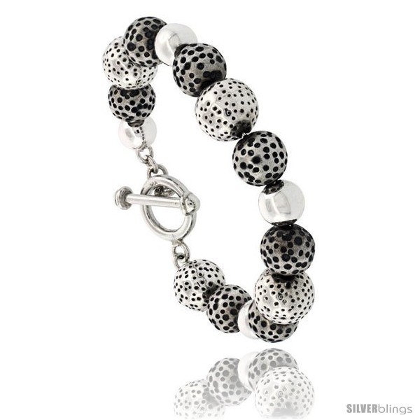 https://www.silverblings.com/38190-thickbox_default/sterling-silver-matte-finish-dotted-plain-ball-bead-bracelet-toggle-clasp-8-5-in-long.jpg