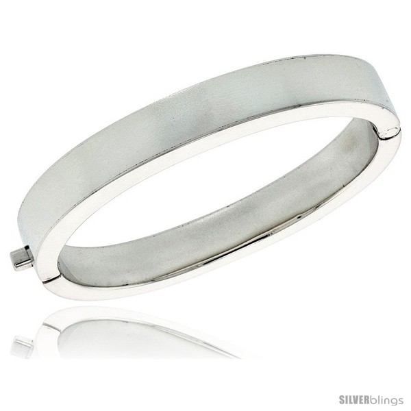 touch medium bracelet bangle in polish bangles oval high silver chamilia sterling