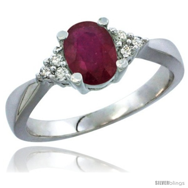 https://www.silverblings.com/3903-thickbox_default/10k-white-gold-natural-ruby-ring-oval-7x5-stone-diamond-accent-style-cw914168.jpg