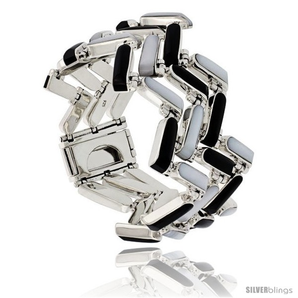 https://www.silverblings.com/39454-thickbox_default/sterling-silver-rectangular-bar-bracelet-three-row-zig-zag-pattern-links-alternating-black-resin-mother-of-pearl-stones-box.jpg