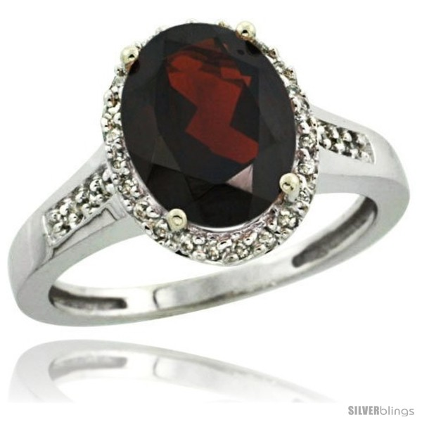 https://www.silverblings.com/3946-thickbox_default/14k-white-gold-diamond-garnet-ring-2-4-ct-oval-stone-10x8-mm-1-2-in-wide.jpg