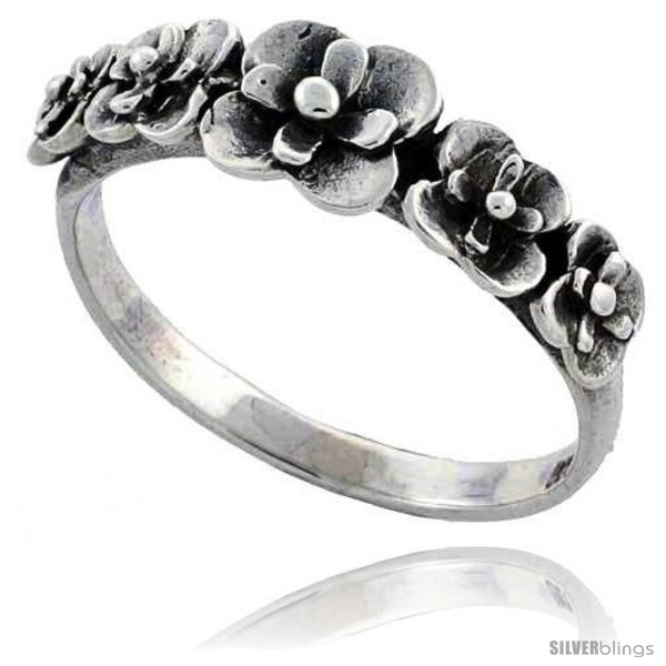 https://www.silverblings.com/39646-thickbox_default/sterling-silver-flower-link-ring-5-16-in-wide.jpg