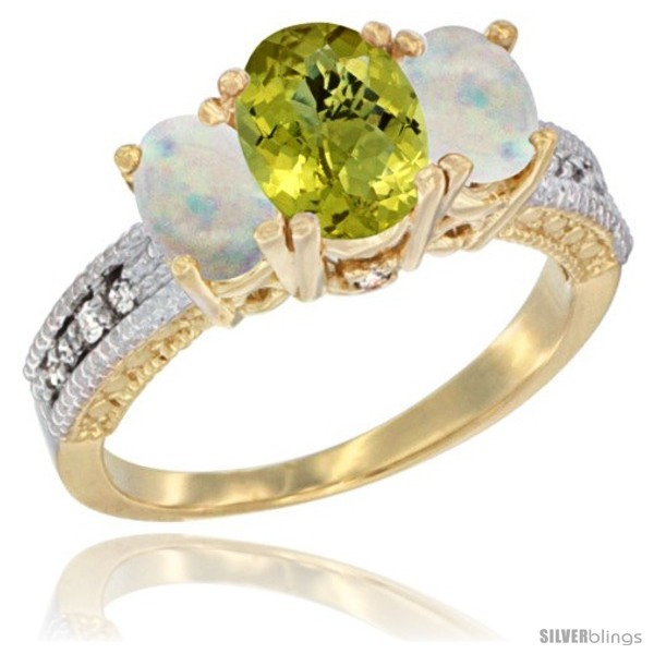 https://www.silverblings.com/40209-thickbox_default/10k-yellow-gold-ladies-oval-natural-lemon-quartz-3-stone-ring-opal-sides-diamond-accent.jpg