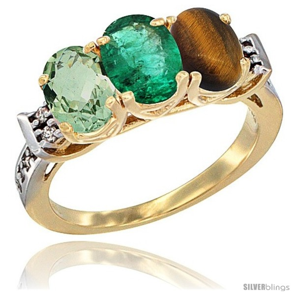 https://www.silverblings.com/4030-thickbox_default/10k-yellow-gold-natural-green-amethyst-emerald-tiger-eye-ring-3-stone-oval-7x5-mm-diamond-accent.jpg