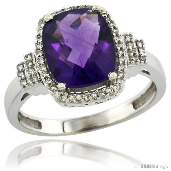 https://www.silverblings.com/40369-thickbox_default/10k-white-gold-diamond-halo-amethyst-ring-2-4-ct-cushion-cut-9x7-mm-1-2-in-wide.jpg