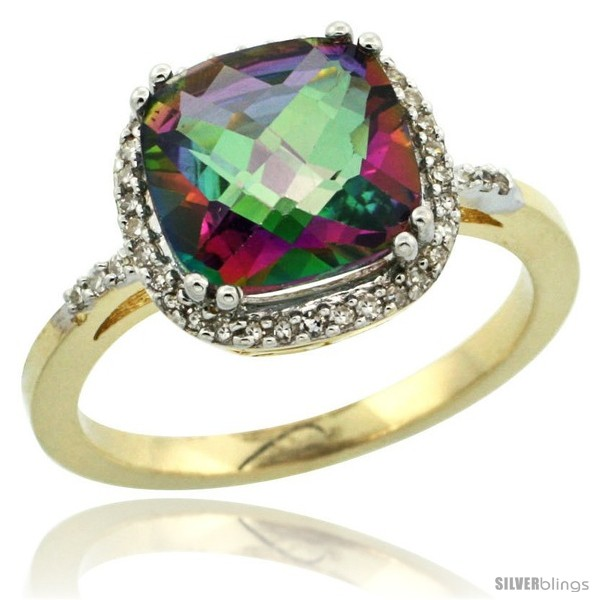 https://www.silverblings.com/40703-thickbox_default/14k-yellow-gold-diamond-mystic-topaz-ring-3-05-ct-cushion-cut-9x9-mm-1-2-in-wide.jpg