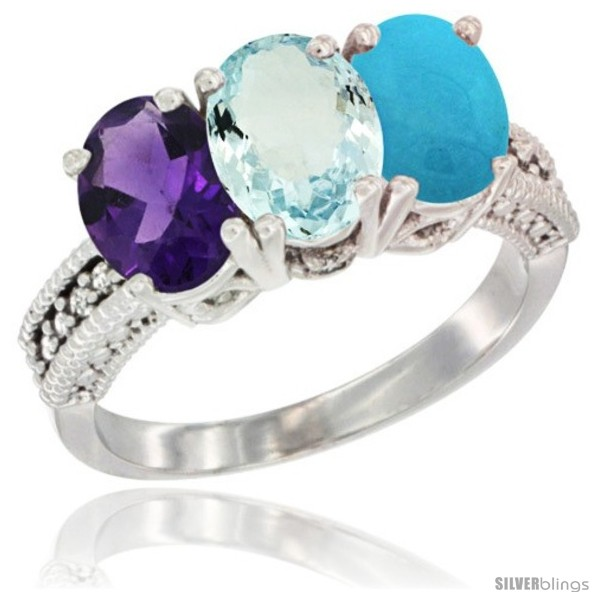 https://www.silverblings.com/40750-thickbox_default/10k-white-gold-natural-amethyst-aquamarine-turquoise-ring-3-stone-oval-7x5-mm-diamond-accent.jpg