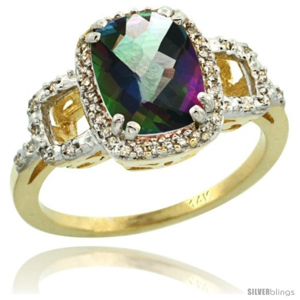 https://www.silverblings.com/41008-thickbox_default/14k-yellow-gold-diamond-mystic-topaz-ring-2-ct-checkerboard-cut-cushion-shape-9x7-mm-1-2-in-wide.jpg
