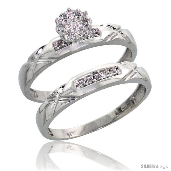 https://www.silverblings.com/41171-thickbox_default/10k-white-gold-diamond-engagement-rings-set-2-piece-0-09-cttw-brilliant-cut-1-8-in-wide-style-ljw003e2.jpg