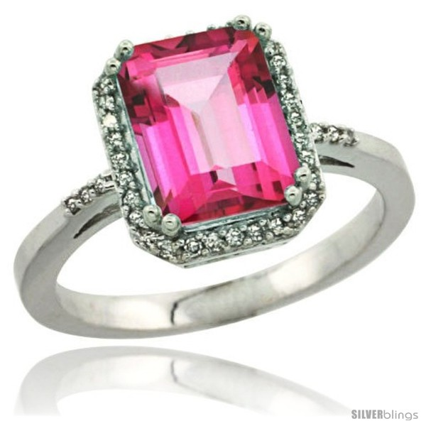 https://www.silverblings.com/4150-thickbox_default/sterling-silver-diamond-natural-pink-topaz-ring-2-53-ct-emerald-shape-9x7-mm-1-2-in-wide.jpg