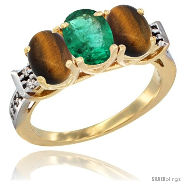 https://www.silverblings.com/41524-thickbox_default/10k-yellow-gold-natural-emerald-tiger-eye-sides-ring-3-stone-oval-7x5-mm-diamond-accent.jpg