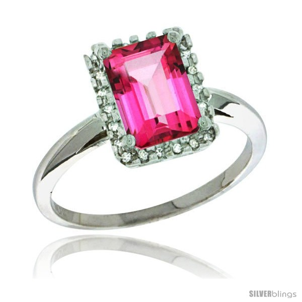 https://www.silverblings.com/4156-thickbox_default/sterling-silver-diamond-natural-pink-topaz-ring-1-6-ct-emerald-shape-8x6-mm-1-2-in-wide.jpg