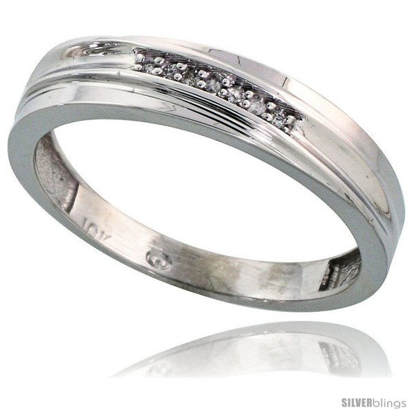 https://www.silverblings.com/41648-thickbox_default/10k-white-gold-mens-diamond-wedding-band-ring-0-04-cttw-brilliant-cut-3-16-in-wide-style-ljw004mb.jpg