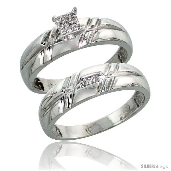 https://www.silverblings.com/41662-thickbox_default/10k-white-gold-diamond-engagement-rings-set-2-piece-0-08-cttw-brilliant-cut-7-32-in-wide-style-ljw005e2.jpg