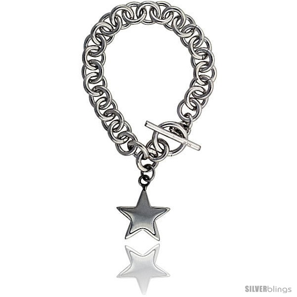 https://www.silverblings.com/41666-thickbox_default/sterling-silver-heavy-round-rolo-link-w-star-tag-bracelets-and-necklaces.jpg