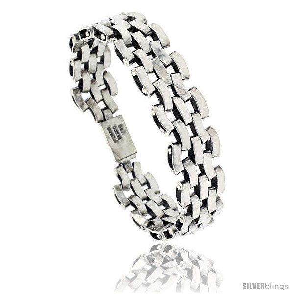 https://www.silverblings.com/41746-thickbox_default/sterling-silver-wavy-pantera-type-bracelet-5-8-in-wide.jpg
