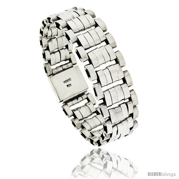 https://www.silverblings.com/41768-thickbox_default/sterling-silver-large-handmade-6-row-bar-link-bracelet-3-4-in-wide.jpg