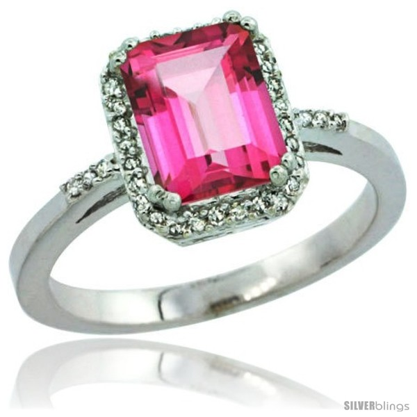 https://www.silverblings.com/4178-thickbox_default/sterling-silver-diamond-natural-pink-topaz-ring-1-6-ct-emerald-shape-8x6-mm-1-2-in-wide-style-cwg06129.jpg
