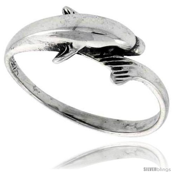 https://www.silverblings.com/41780-thickbox_default/sterling-silver-polished-dolphin-ring-1-4-in-wide.jpg