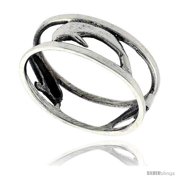 https://www.silverblings.com/41782-thickbox_default/sterling-silver-polished-dolphin-ring.jpg