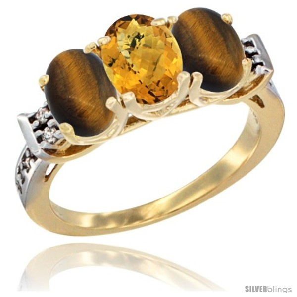 https://www.silverblings.com/41826-thickbox_default/10k-yellow-gold-natural-whisky-quartz-tiger-eye-sides-ring-3-stone-oval-7x5-mm-diamond-accent.jpg